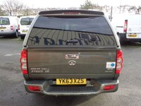 USED 2013 63 GREAT WALL STEED 2.0 TD SE 4X4 DCB 4d 141 BHP