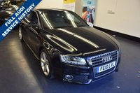 USED 2010 10 AUDI A5 2.0 TFSI S LINE 2d 178 BHP FULL MAIN DEALER SERVICE HISTORY , FULL LEATHER,