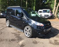 2014 FORD TRANSIT CONNECT 1.6 200/115 LIMITED SAT NAV £10995.00