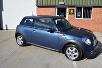 2010 MINI HATCH ONE