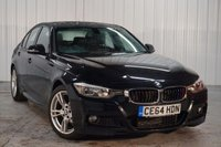USED 2014 64 BMW 3 SERIES 2.0 318D M SPORT 4d 141 BHP