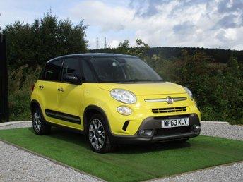 2013 FIAT 500L 1.2 MULTIJET TREKKING 5d 85 BHP £6500.00