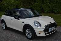 2015 MINI HATCH COOPER 1.5 COOPER D 5d AUTO 114 BHP £SOLD