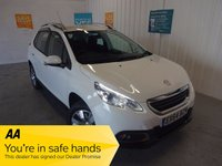 USED 2014 64 PEUGEOT 2008 1.4 HDI ACTIVE 5d 68 BHP