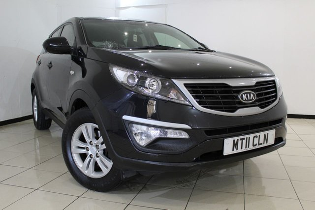 View our 2011 11 KIA SPORTAGE 1.7 CRDI 1 5DR 114 BHP