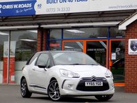 USED 2015 65 DS DS 3 1.2 PURETECH DSTYLE NAV 3dr  *ONLY 9.9% APR with FREE Servicing*