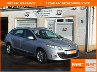 USED 2011 60 RENAULT MEGANE 1.9 DYNAMIQUE TOMTOM DCI FAP 5d 130 BHP Sat nav ,Bluetooth , Auto wipers , Auto lights