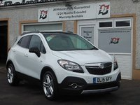 USED 2015 15 VAUXHALL MOKKA 1.4 LIMITED EDITION S/S 5d 138 BHP Parking aid , Bluetooth ,DAB Radio ,Start/Stop System