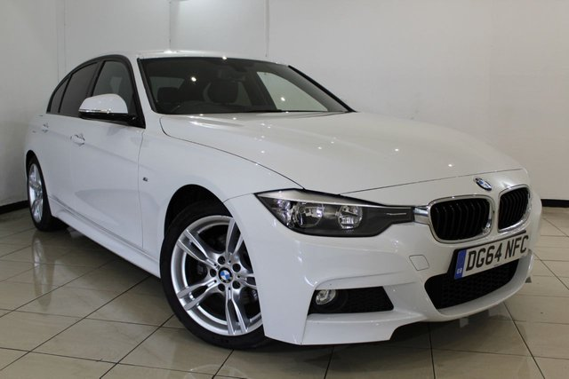 View our 2014 64 BMW 3 SERIES 2.0 320D M SPORT 4DR 181 BHP