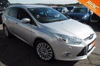 USED 2013 63 FORD FOCUS 2.0 TITANIUM X TDCI 5d 161 BHP GREAT VALUE AND SPECIFICATION.