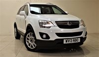 USED 2013 13 VAUXHALL ANTARA 2.2 EXCLUSIV CDTI 4WD S/S 5d 161 BHP 1 OWNER FROM NEW + EXCELLENT CONDITION