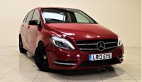 USED 2013 13 MERCEDES-BENZ B CLASS 1.8 B180 CDI BLUEEFFICIENCY SPORT 5d AUTO 109 BHP + 2 PREV OWNER FROM NEW + SERVICE HISTORY + USB + BLUETOOTH