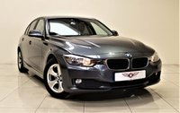USED 2013 63 BMW 3 SERIES 2.0 320D EFFICIENTDYNAMICS 4d 161 BHP + 1 PREV OWNER + AIR CON + AUX + BLUETOOTH + SERVICE HISTORY