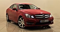 USED 2015 15 MERCEDES-BENZ C-CLASS 2.1 C220 CDI AMG SPORT EDITION PREMIUM 2d AUTO 168 BHP + 1 PREV OWNER + EXCELLENT CONDITION