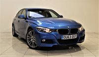 USED 2013 63 BMW 3 SERIES 2.0 320D XDRIVE M SPORT 4d 181 BHP + 1 OWNER FROM NEW  +  AIR CON + AUX + BLUETOOTH + SERVICE HISTORY