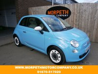 USED 2013 13 FIAT 500 1.2 COLOUR THERAPY 3d 69 BHP ***IDEAL FIRST CAR***