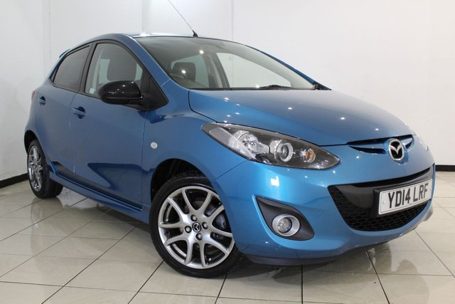 View our 2014 14 MAZDA 2 1.3 VENTURE EDITION 5DR 83 BHP