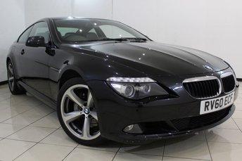 2011 BMW 6 SERIES}