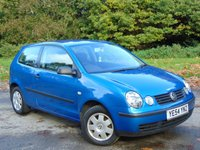 USED 2004 54 VOLKSWAGEN POLO 1.4 TWIST TDI 3d 74 BHP JUST SERVICED AND 12 MONTHS MOT