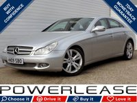 USED 2009 09 MERCEDES-BENZ CLS CLASS 3.5 CLS350 CGI 4d AUTO 289 BHP CRUISE CONTROL LEATHER STUNNING