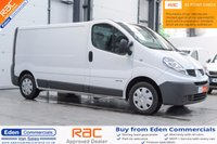 2014 RENAULT TRAFIC 2.0 LL29 DCI S/R P/V 1d 115 BHP £6200.00