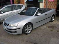 2004 SAAB 9-3 2.0 VECTOR T 2d 150 BHP £2795.00