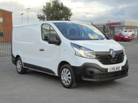 2015 RENAULT TRAFIC 1.6 SL27 BUSINESS DCI S/R P/V 1d 115 BHP £7995.00