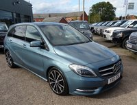 2012 MERCEDES-BENZ B CLASS 1.8 B200 CDI BLUEEFFICIENCY SPORT 5d AUTO 136 BHP £10300.00