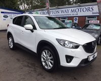 USED 2013 62 MAZDA CX-5 2.2 D SPORT NAV 5d 173 BHP 0% FINANCE AVAILABLE PLEASE CALL 01204 317705