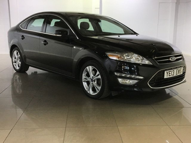 View our 2013 13 FORD MONDEO 2.0 TITANIUM TDCI 5d 138 BHP