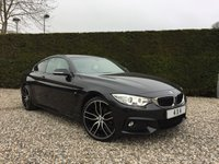 USED 2014 64 BMW 4 SERIES 2.0 420I XDRIVE M SPORT 2d AUTO 181 BHP