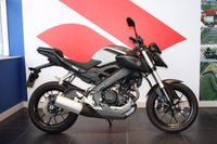 2015 YAMAHA MT 125 ABS
