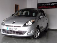 USED 2010 10 RENAULT GRAND SCENIC 1.6 DYNAMIQUE VVT 5d 109 BHP