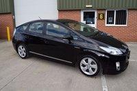 2009 TOYOTA PRIUS 1.8 T SPIRIT VVT-I 5d AUTO 99 BHP £7790.00