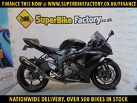 USED 2014 14 KAWASAKI ZX-6R  ALL TYPES OF CREDIT ACCEPTED OVER 500 BIKES IN STOCK