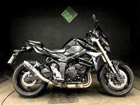 USED 2011 61 SUZUKI GSR 750 L1. 2011. 17K. FSH. RACE EXHAUST. GOOD CONDITION