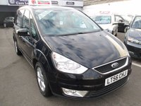 2006 FORD GALAXY 2.0 ZETEC 5d 7 SEATER 145 BHP £4495.00