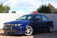 2005 JAGUAR X-TYPE 2.5 S V6 4d 195 BHP £2500.00