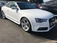 2014 AUDI A5 2.0 TDI S LINE SPECIAL EDITION 2d 175 BHP £18185.00