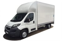 2017 PEUGEOT BOXER 320L LWB 2.2HDI L3 LWB 13FT 6IN LUTON VAN WITH TAILLIFT £21600.00