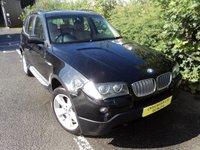 2007 BMW X3 2.5 SI SE 5d AUTO 215 BHP £6488.00