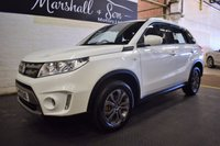 USED 2015 15 SUZUKI VITARA 1.6 SZ4 5d 118 BHP STUNNUNG CAR - ONE OWNER - 4 SUZUKI SERVICES TO 48K