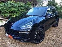 2015 PORSCHE CAYENNE 4.1 D V8 S TIPTRONIC S 5d AUTO 385 BHP £SOLD