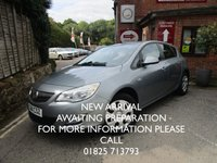 2011 VAUXHALL ASTRA 1.6 EXCLUSIV 5d 113 BHP £5995.00