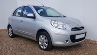 USED 2011 61 NISSAN MICRA 1.2 ACENTA 5d 79 BHP