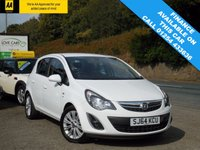 USED 2014 64 VAUXHALL CORSA 1.2 SE 5d 83 BHP BEAUTIFUL CAR BOTH INSIDE AND OUT WITH LOVELY LOW MILES AND FULL SERVICE HISTORY