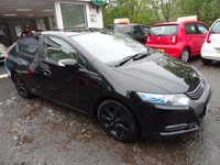 USED 2009 59 HONDA INSIGHT 1.3 IMA ES-T 5d AUTOMATIC 100 BHP Comprehensive Honda Service History + Just Serviced by ourselves, NEW MOT (to be completed), One Previous Owner, Hybrid, Automatic, Excellent on fuel! Only £20 Road Tax!