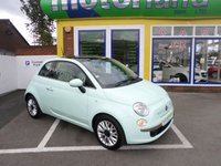 USED 2015 64 FIAT 500 1.2 LOUNGE 3d 69 BHP JUST ARRIVED TEST DRIVE TODAY..FINANCE AVAILABLE