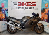 USED 1997 P HONDA CBR 1100 XX SUPER BLACKBIRD