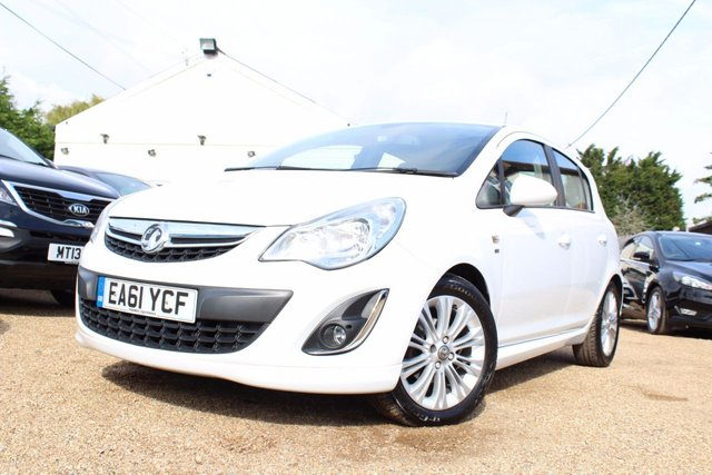 View our 2011 61 VAUXHALL CORSA 1.2 SE 5d 83 BHP